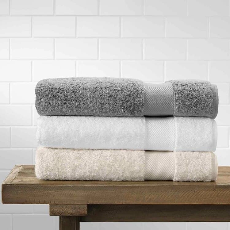 Boll & Branch Luxury Bath Sheet