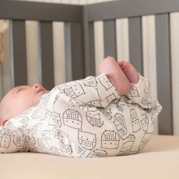Naturepedic Organic Breathable 2-Stage Crib Mattress