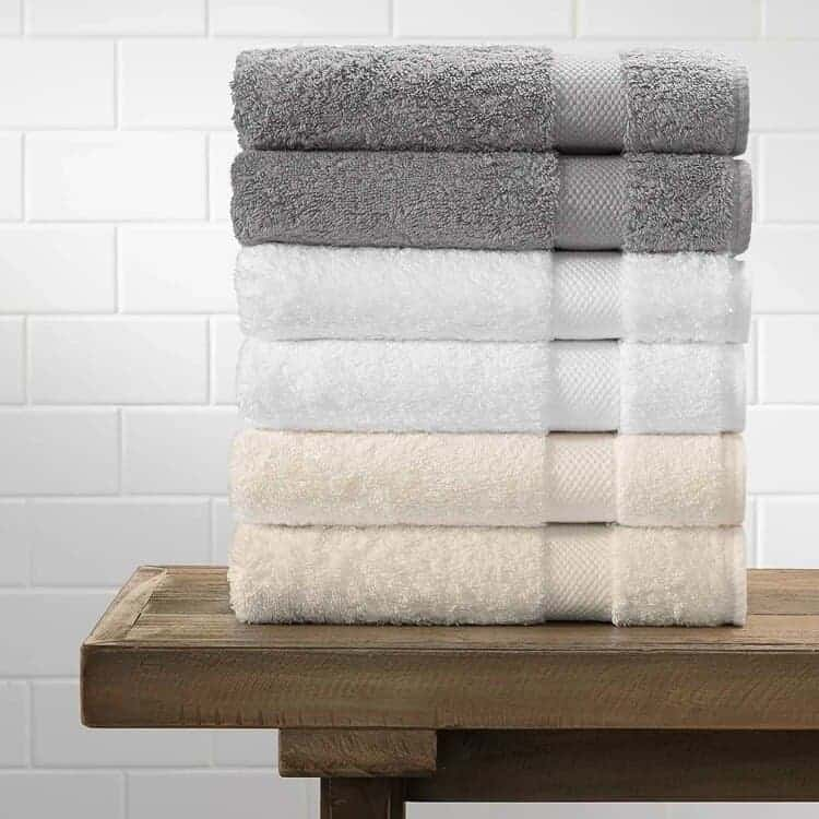 Boll & Branch Luxury Hand Towels