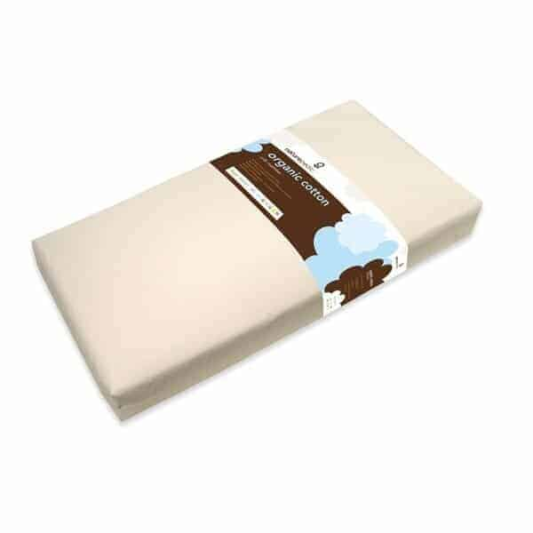 Naturepedic Organic Cotton Classic Seamless Crib Mattress
