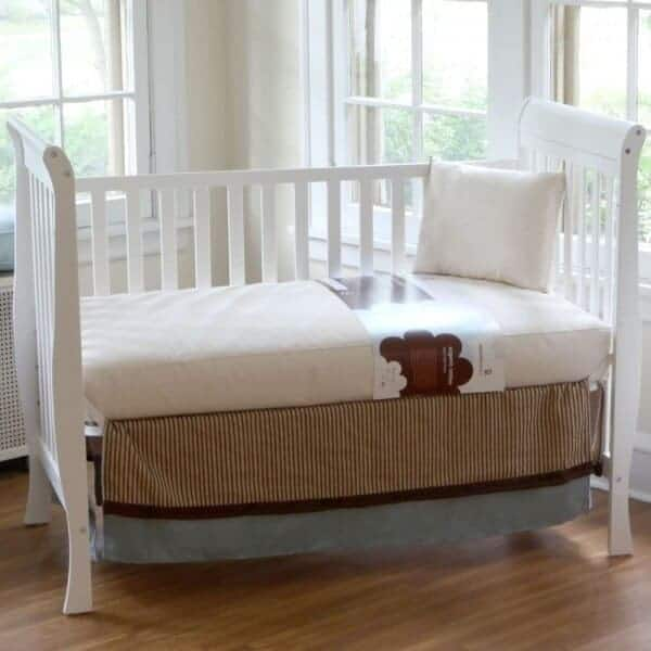 Naturepedic Organic Cotton Ultra Seamless Crib Mattress