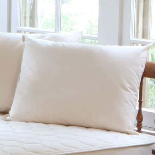 Naturepedic Organic Kapok-Cotton Pillow