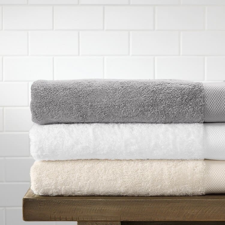 Boll & Branch Plush Bath Sheet Set